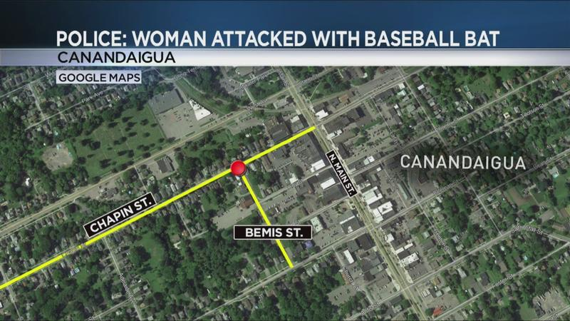 Cananadaigua Police seek help in solving baseball bat attack case