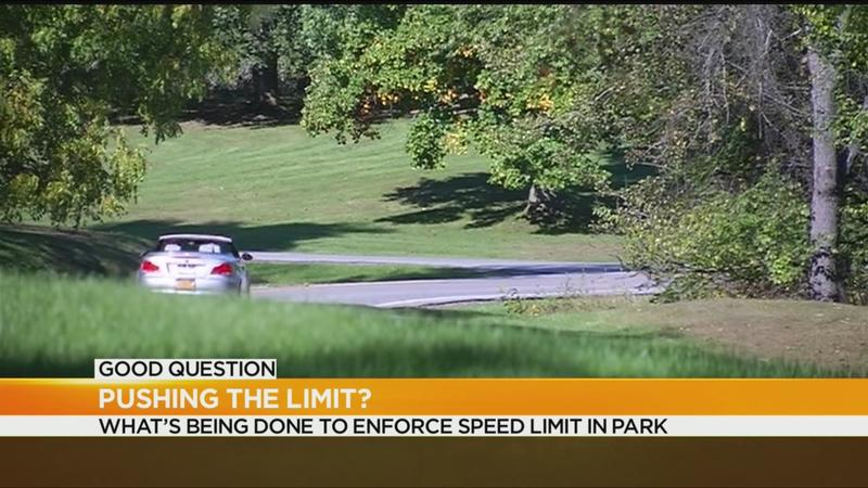 Good Question: How are authorities addressing bad behavior in local park?