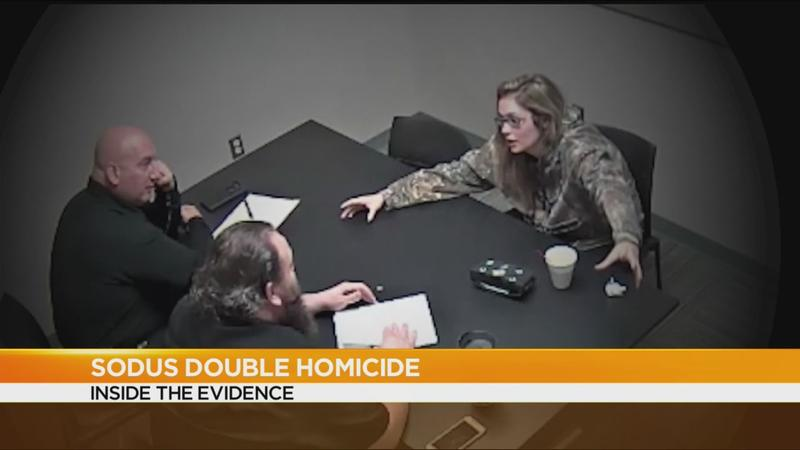 Inside the Evidence: Sodus double homicide