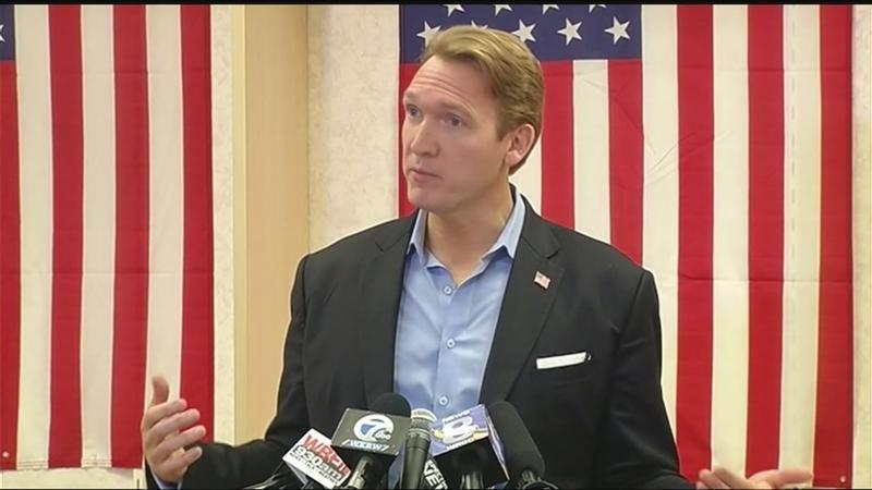 Nate McMurray calls on judge to order Chris Collins to forfeit congressional salary, pension