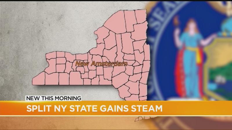 Movements to split New York state into 3 regions gain steam