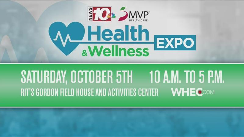 Health & Fitness Expo: Schedule for Seminar Room