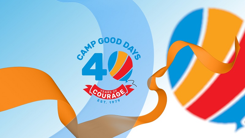 Camp Good Days: 40 Years of Courage