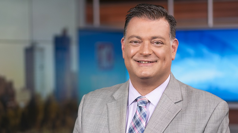 News10NBC's Rich Caniglia recovering from heart attack