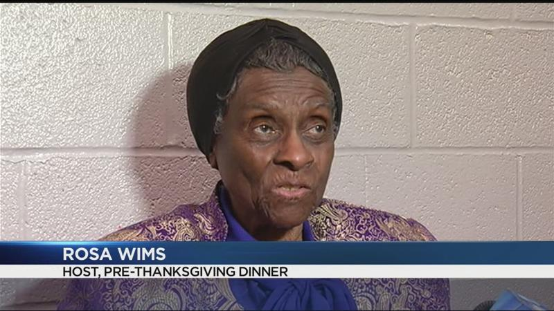 "96-year-old woman holds last ""Pre-Thanksgiving"" for veterans, Foodlink to take over"
