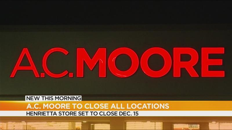 AC Moore closing all stores, up to 40 locations set to ...