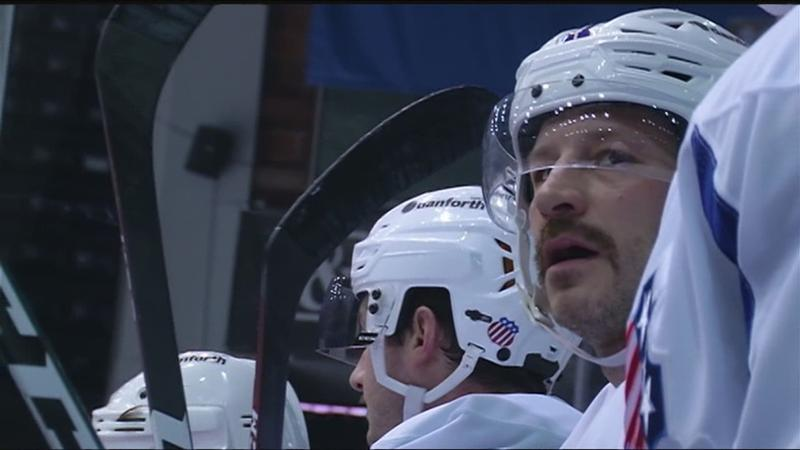 Amerks use 'Movember' as team-building activity