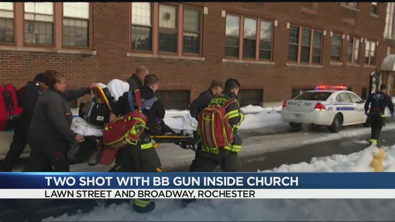 Church officials say man who assaulted soup kitchen volunteers with BB gun came in for meals often