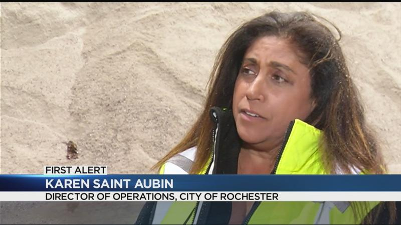 City of Rochester on snow: 'It's a little bit early, but we're all set, fully staffed and plenty of salt'