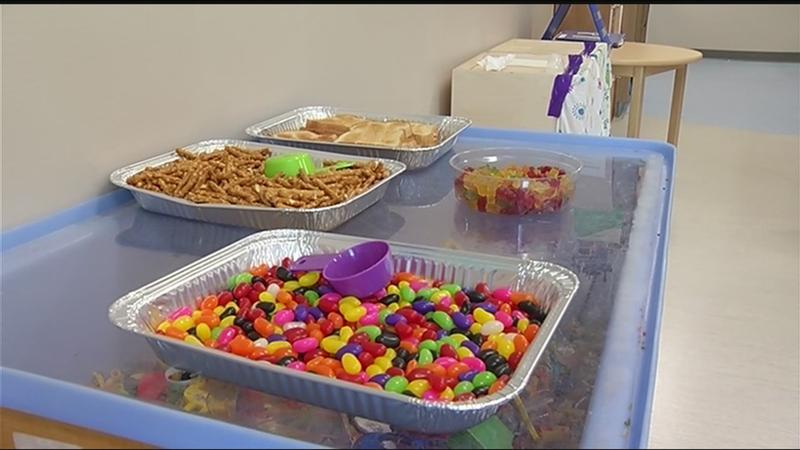 Golisano Autism Center hosts Thanksgiving celebration