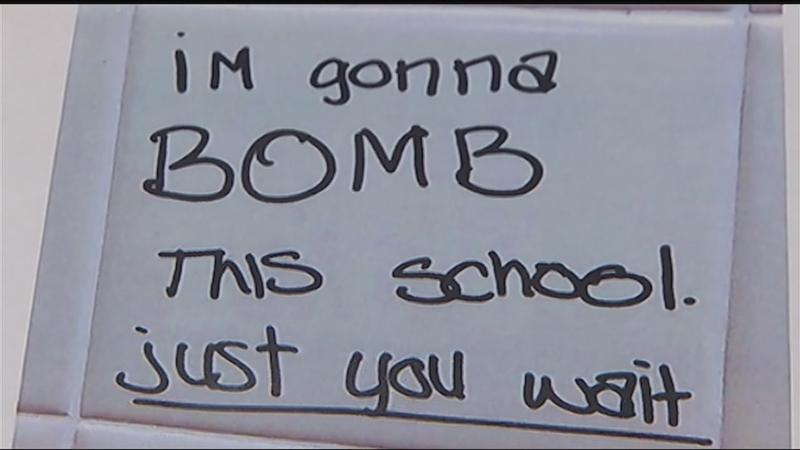 News10NBC Investigates: Student claims she was falsely accused of making a bomb threat against her school