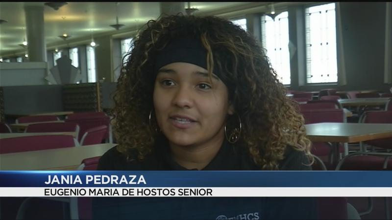 News10NBC Scholar-Athlete of the Week: Jania Pedraza