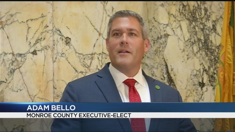 Republican legislature moves to limit Bello's power as Monroe County Executive