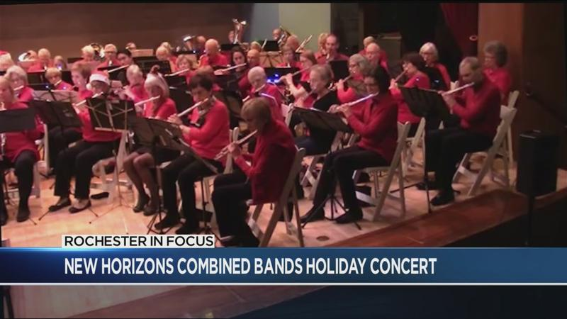 Rochester in Focus: New Horizons holiday show