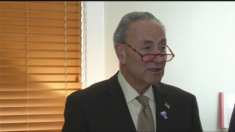 Senator Schumer says he'll try to keep upstate minor league teams affiliated with MLB