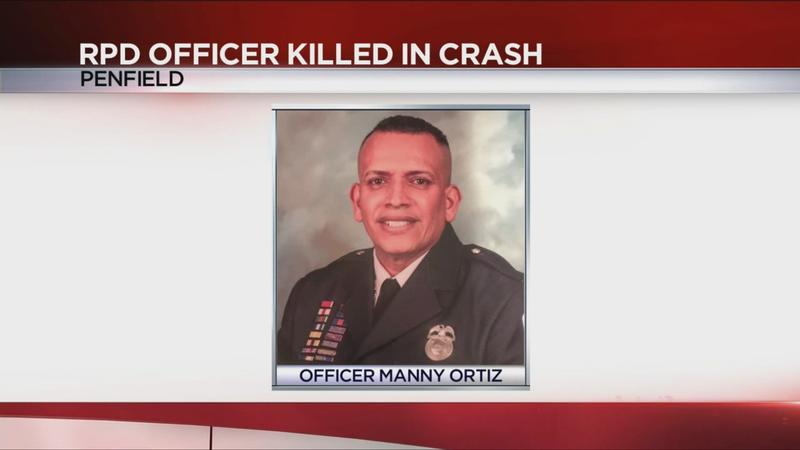 Sheriff: RPD officer died from accidental self-inflicted gunshot while driving