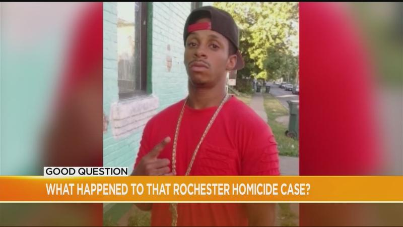 Good Question: What happened to that Rochester homicide case?