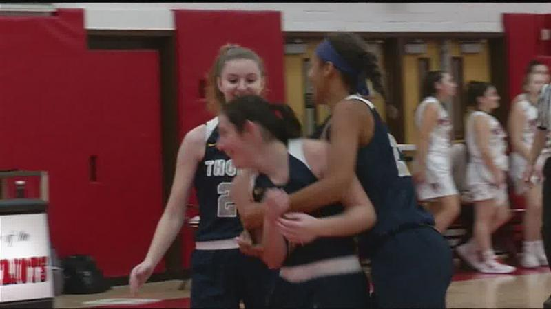 Penfield and Brighton triumph in girls basketball