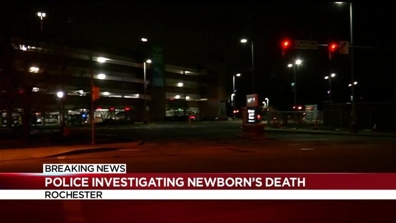 RPD: Deceased baby boy brought to RGH on Thanksgiving died from 'unknown circumstances'