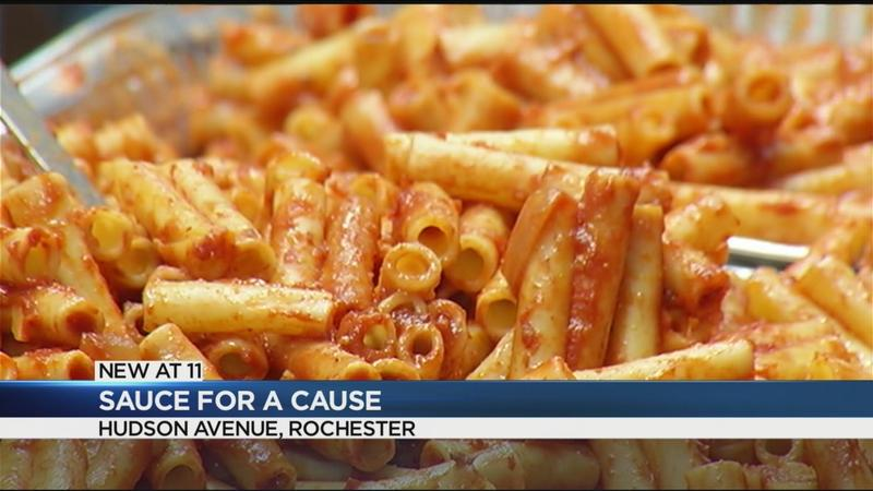 RFD hosts 'Sauce for a Cause' pasta dinner for RPD