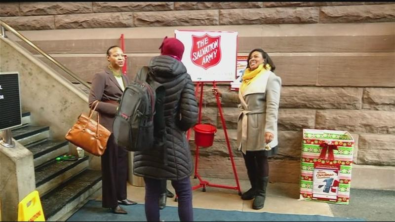 Ring the bell: Salvation Army launches Red Kettle Campaign