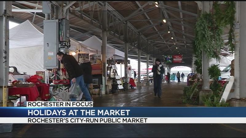 Rochester in Focus: Holidays at the Market