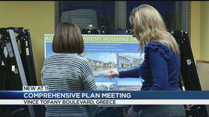Town of Greece holds public meeting on Comprehensive Plan Update