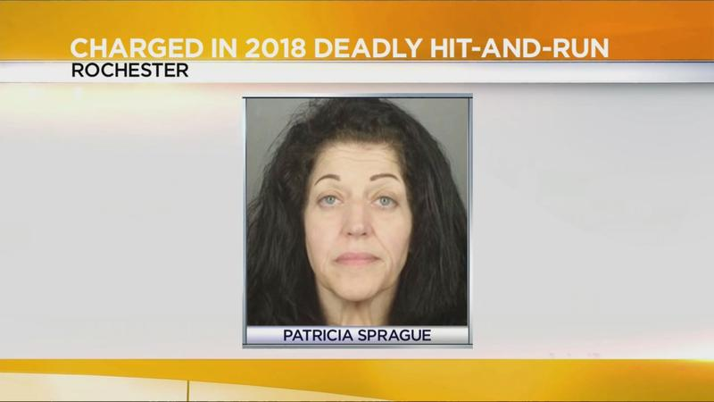 Irondequoit woman pleads guilty in 2018 deadly hit-and-run
