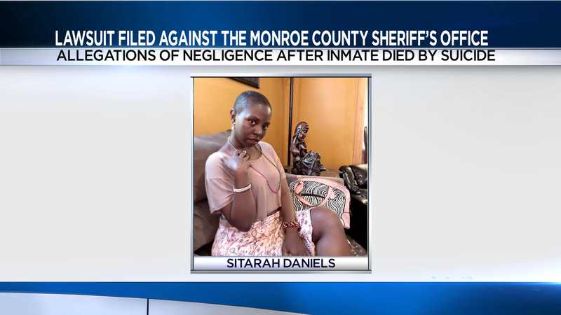 Mother of inmate who died by suicide suing MSCO