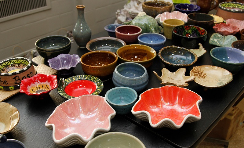 Catholic Family Center raises money to end hunger with 'Empty Bowls'