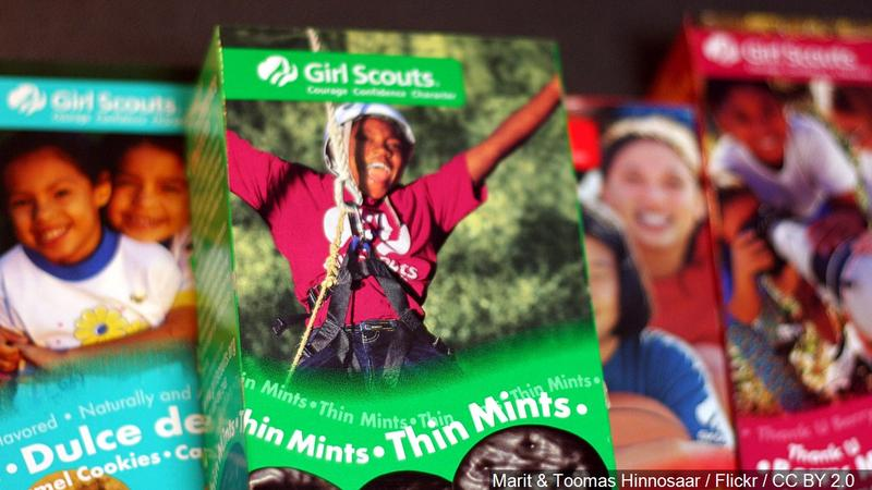 Girl Scout cookies available starting Saturday