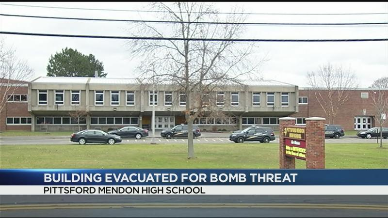 District officials: Pittsford Mendon HS bomb threat deemed not credible