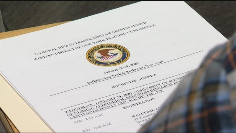 Rise in human trafficking prompts advocacy by U.S. Attorney's office