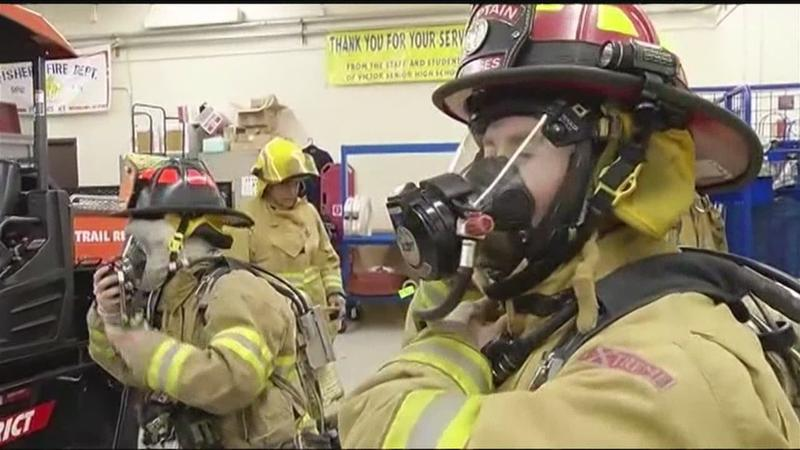 New push aims to bring money back to volunteer fire departments
