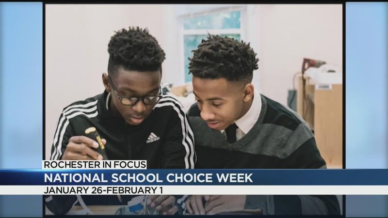 Rochester in Focus: GoodSchoolsRoc and National School Choice Week