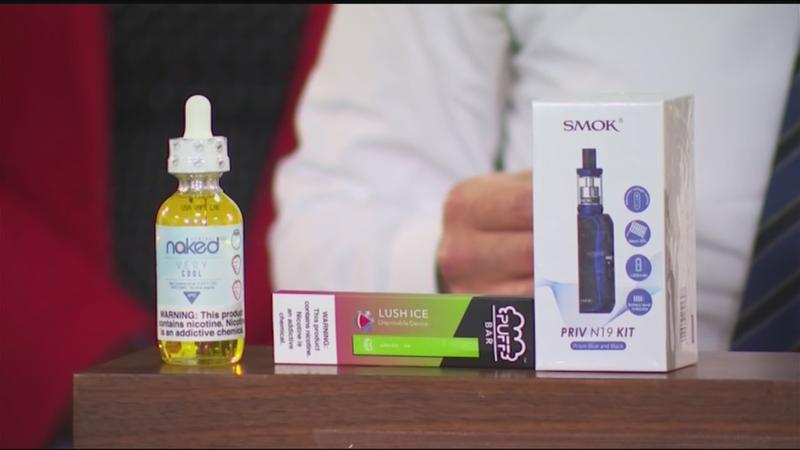 State bills to ban sale of electronic, traditional flavored tobacco products gaining steam