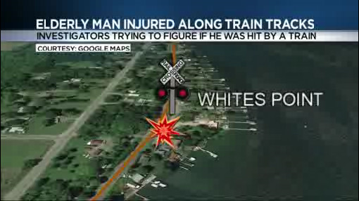 Geneva Police Investigating After Man May Have Been Hit By Train