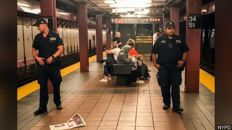 NYPD probed for possible racial bias in subway fare policing