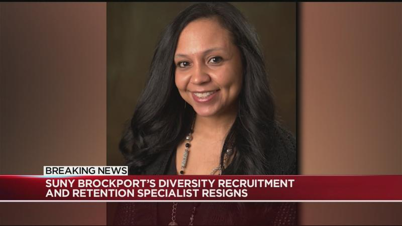 college at brockport u0026 39 s diversity recruitment and retention specialist resigns
