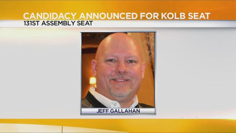 Manchester Town Supervisor Gallahan runs for Kolb's Assembly seat