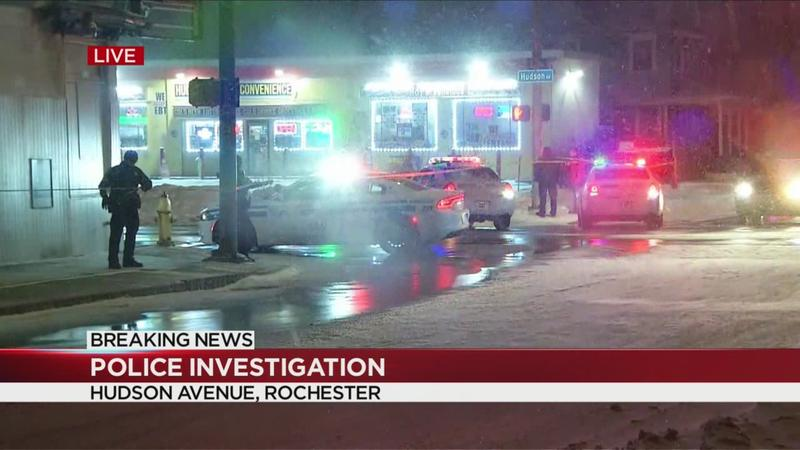 Police investigating shooting on Hudson Avenue and Avenue D