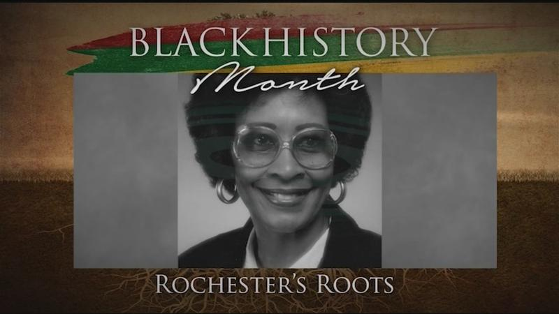 Rochester's Roots: Shirley Jeanne Allen