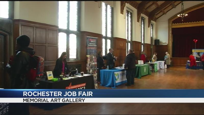 Rochester job fair aims to connect laid off RCSD employees with new employers