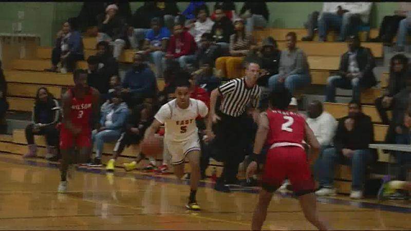 Section V boys basketball tournament continues