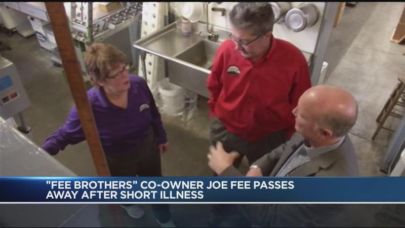 Small Business Spotlight Update: Joe Fee of local cocktail mixer company Fee Brothers dies