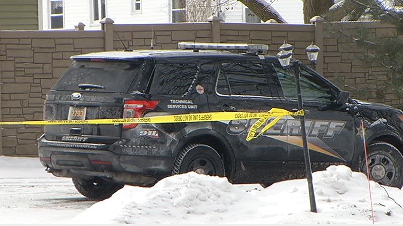 Deputies: Woman found dead outside Penfield home