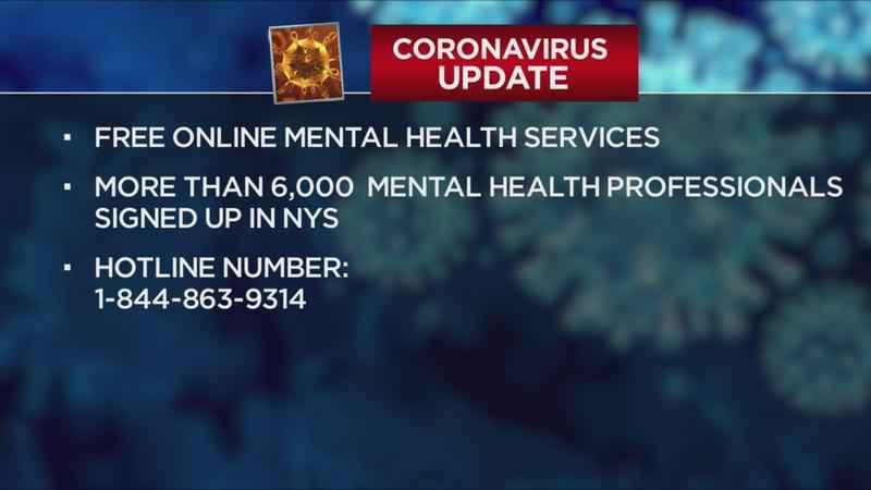 Free mental health help resources online amid pandemic