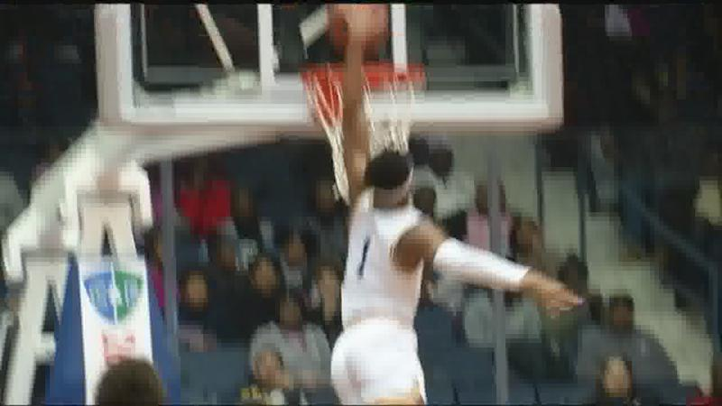 See the top plays of the Section V basketball tournament