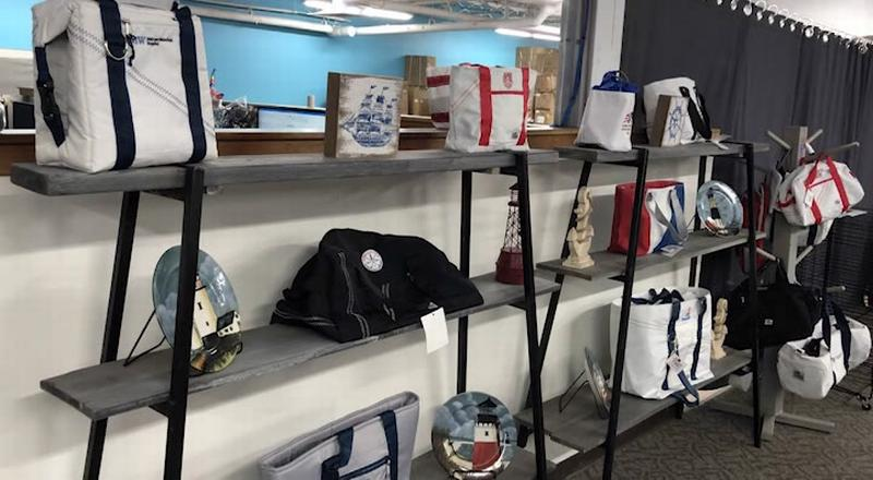 Small Business Spotlight Web Extra: Bags 'for sail'