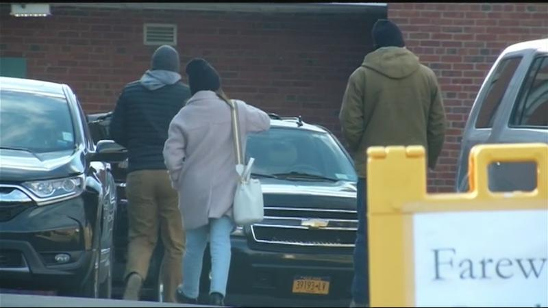 Some quarantined SUNY Brockport students free to go home